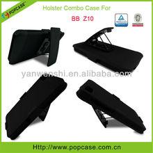 holster combo case for blackberry BB z10 mobile phone case