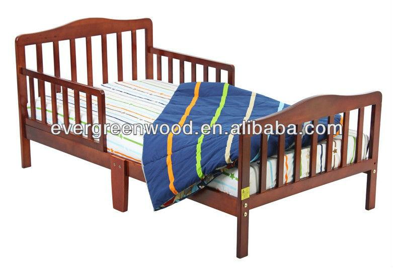 Wood Toddler Bed : Wood Toddler Bed : Dream On Me Toddler Bed