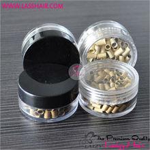 Wholesale reseller micro rings,copper tubes,Euro Locks/long micro rings