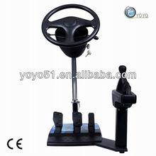 Play car sim educational equipment portable driving simulator