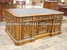 mahogany furniture - president desk