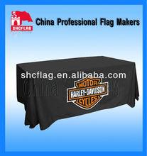 Full Dye-Sublimation 6ft standard table throw
