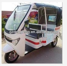 Guangzhou KAVAKI 2014 Bajaj / Tuk tuk / 3 wheels taxi made in China