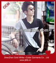 korean promotional mens t-shirt