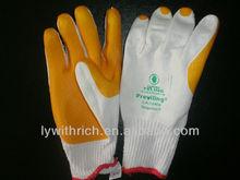 rubber palm gloves, 100g
