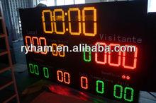 led digital scoreboard basketball for sale