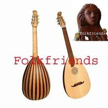 Guitarra - lute y suena como un lute, jugó como guitarras