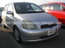 Used TOYOTA Vitz (YARIS) car Japanese used car