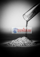 Expansible graphite powder for sealing materials