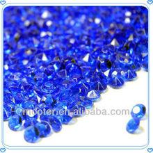 Loyal Blue Acrylic Crystal Diamond Bling Wedding Centerpieces