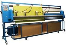 Fabric Slitting/Panel Cutting Machine