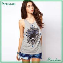 Scoop neckline wholesale t shirts cheap t shirts in bulk plain