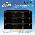 Amplificador de Potencia PA CE-61000A