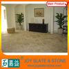hot sale beige travertine flagstone interior floor tile
