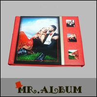 flush mount album indian wedding album design