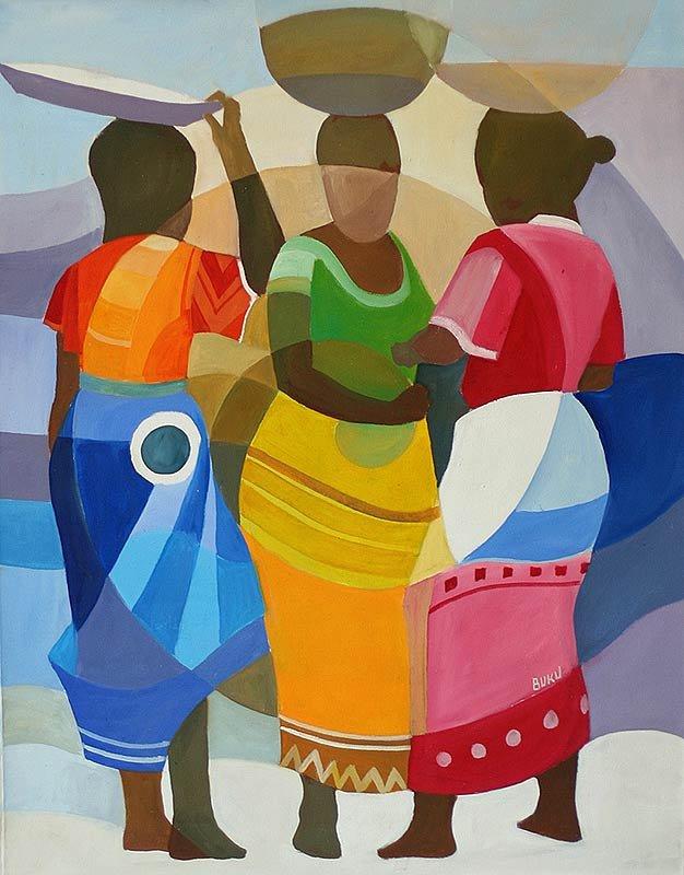 Ethnic Paintings