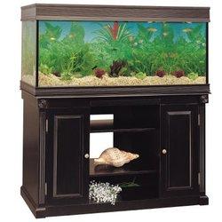 Wood Aquarium Stand - 55/75 Gallon