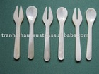 Mother of pearl spoons and forks