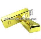 corporate gift promotion flash drive usb flash memory, gold key usb stick
