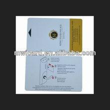 Door Lock Contact IC Room Cards Key Cards,T5577 Security Key Card Access