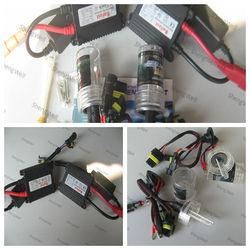 12v/24v/35w/55w hid xenon conversion kit CE qualified AC/DC 100% plug&play car hid xenon 35w 50w ac dc hid xenon