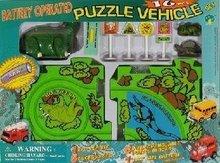 Puzzle Vehicle