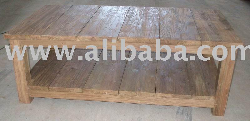 Reciclado de madera de teca muebles - Muebles de madera de teca ...