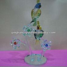 High quality crystal birds