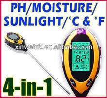 4 1 no ph do solo medidor de umidade