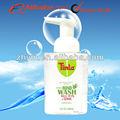 Espuma tinla desinfectanteparamanos/jabón de la mano