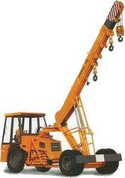 ESCORTS HYDRA 12 TON crane