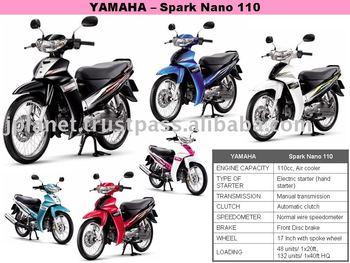 Sell Japanese brand motorcycle YamaXX