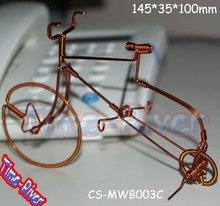 Creative Metal Wire Bicycle Handicraft