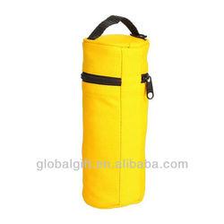 polyester bottle cooler bag