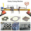 for cut aluminium alloy steel products cnc program germany cutting tools gantry cnc cutting machine