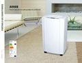 r410a acondicionador de aire portátil