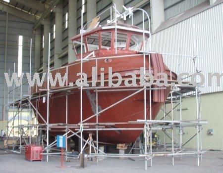 Tug Boat(Harbour Tug) 13mt
