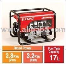 ELEMAX GENERATOR SH3900EX-R