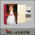 acrylic cover hot girls photo albums