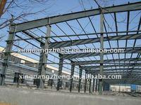 light gauge factory building steel frame