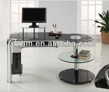 Glass Top Executive Desk YCB-522