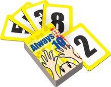 Always 10 Card Games