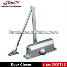 Cabinet sliding door mechanism,door closer damper