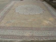 we wholesale traditional handmade yellow silk persian rug, no yellow bath rug