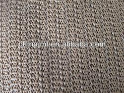 PVC foam non-slip fabric backing