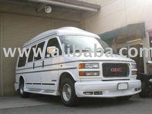 1997 GMC Savana Tiara Van LHD Used Japanese Cars