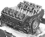 Mercruiser 262 4.3 liter Vortec Gasoline Engines