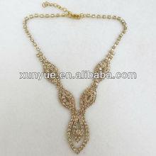 factory 2013 latest crystal evil eye necklace