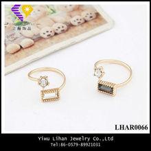 Fashion Crystal Rings For Women Wedding Ring