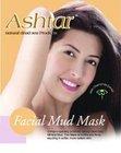 Ashtar Natural Dead Sea Facial Black Mud Mask